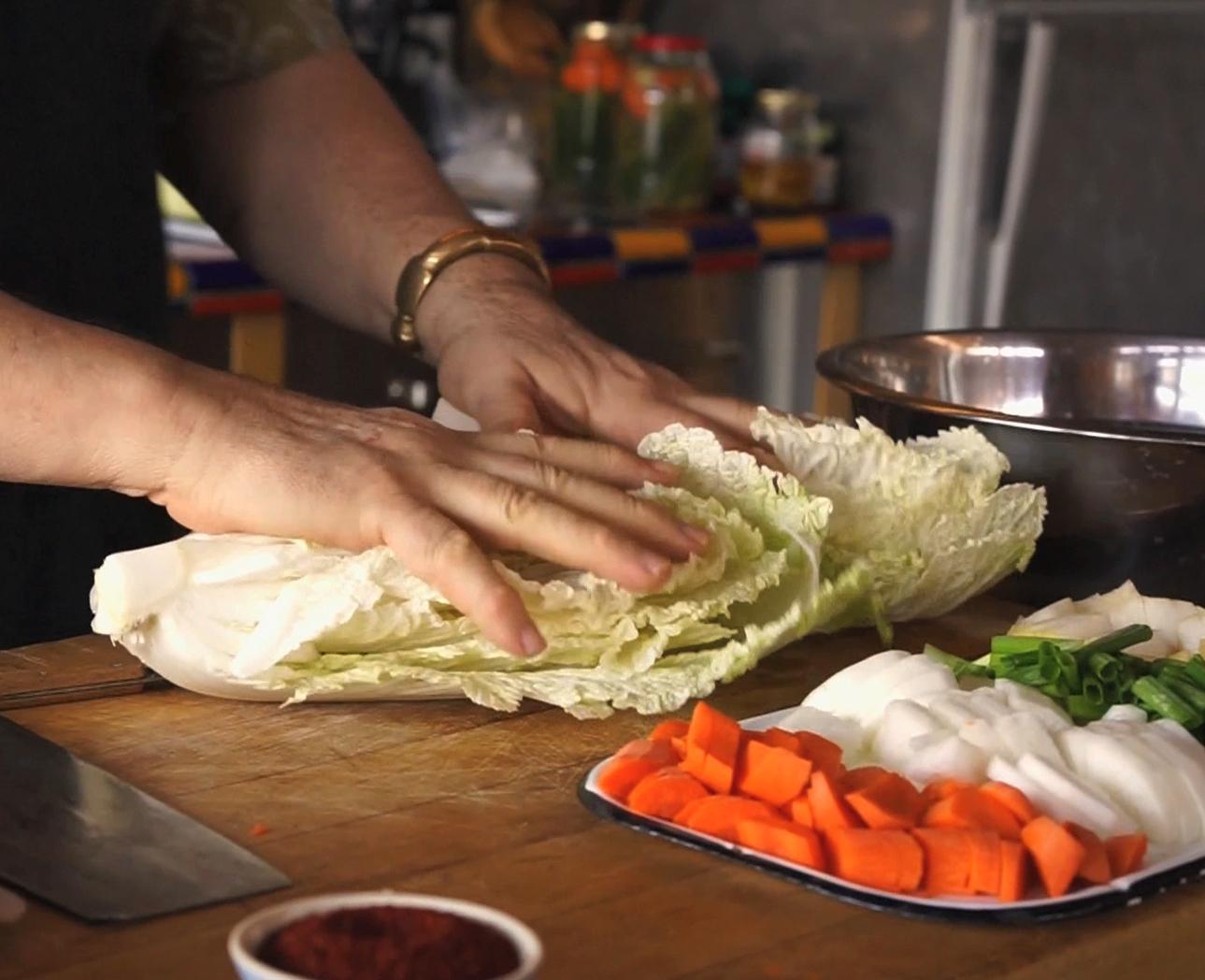 Philippe's Kimchi Recipe