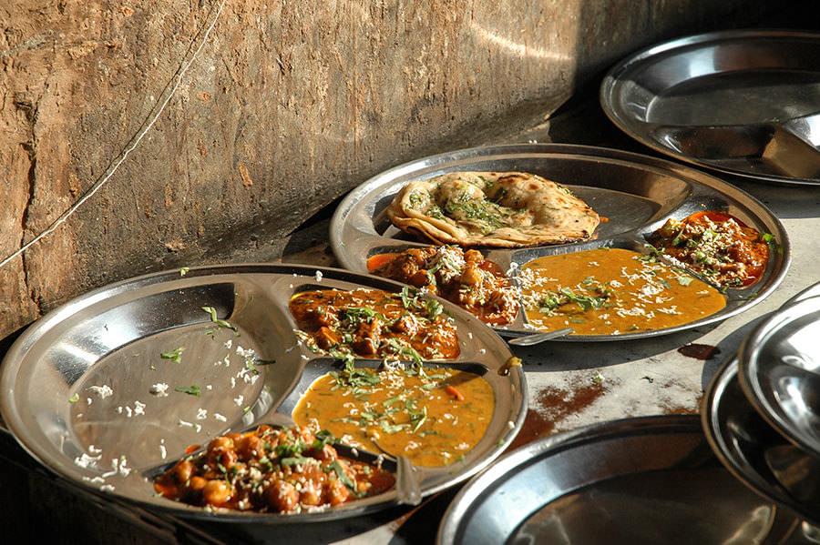 Le garde-manger de l'Inde