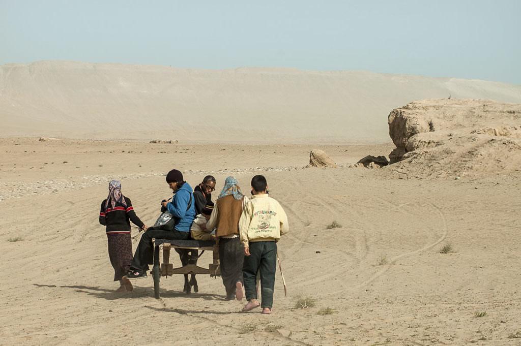 Desert De Kashgar 1024X681