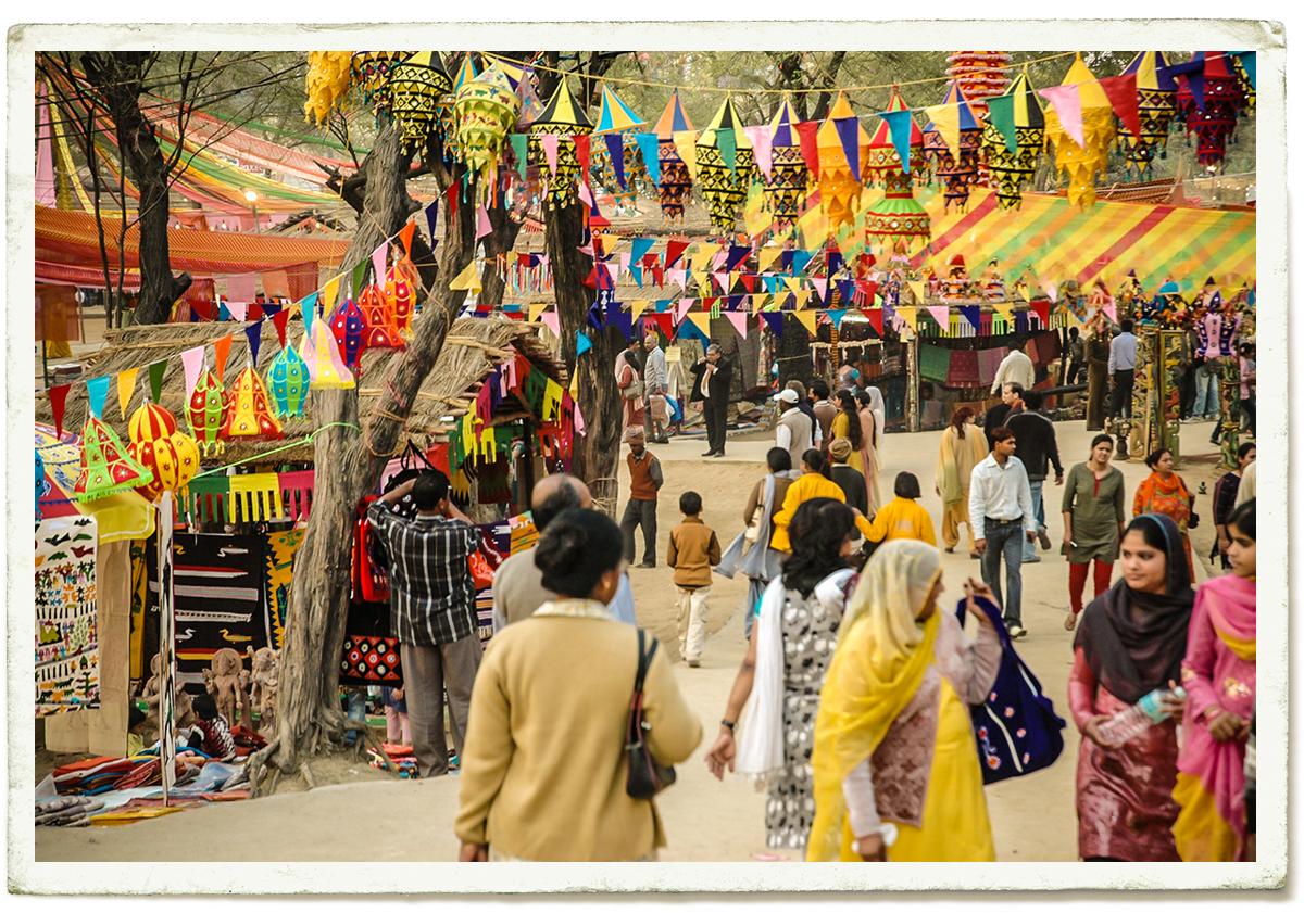 Foire Artisanat New Delhi