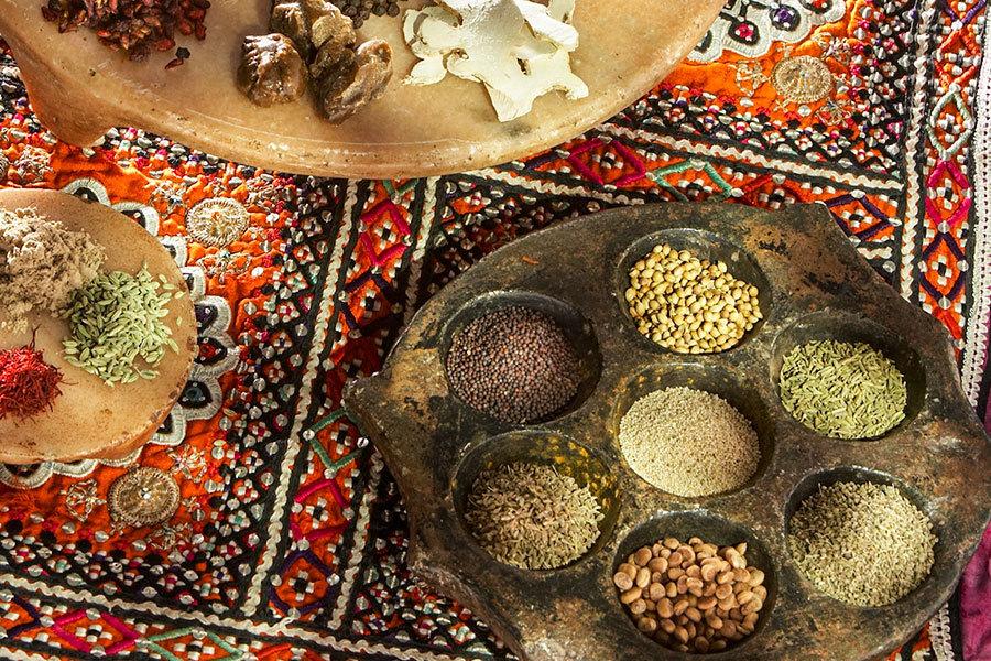 Indian Holiday Menu