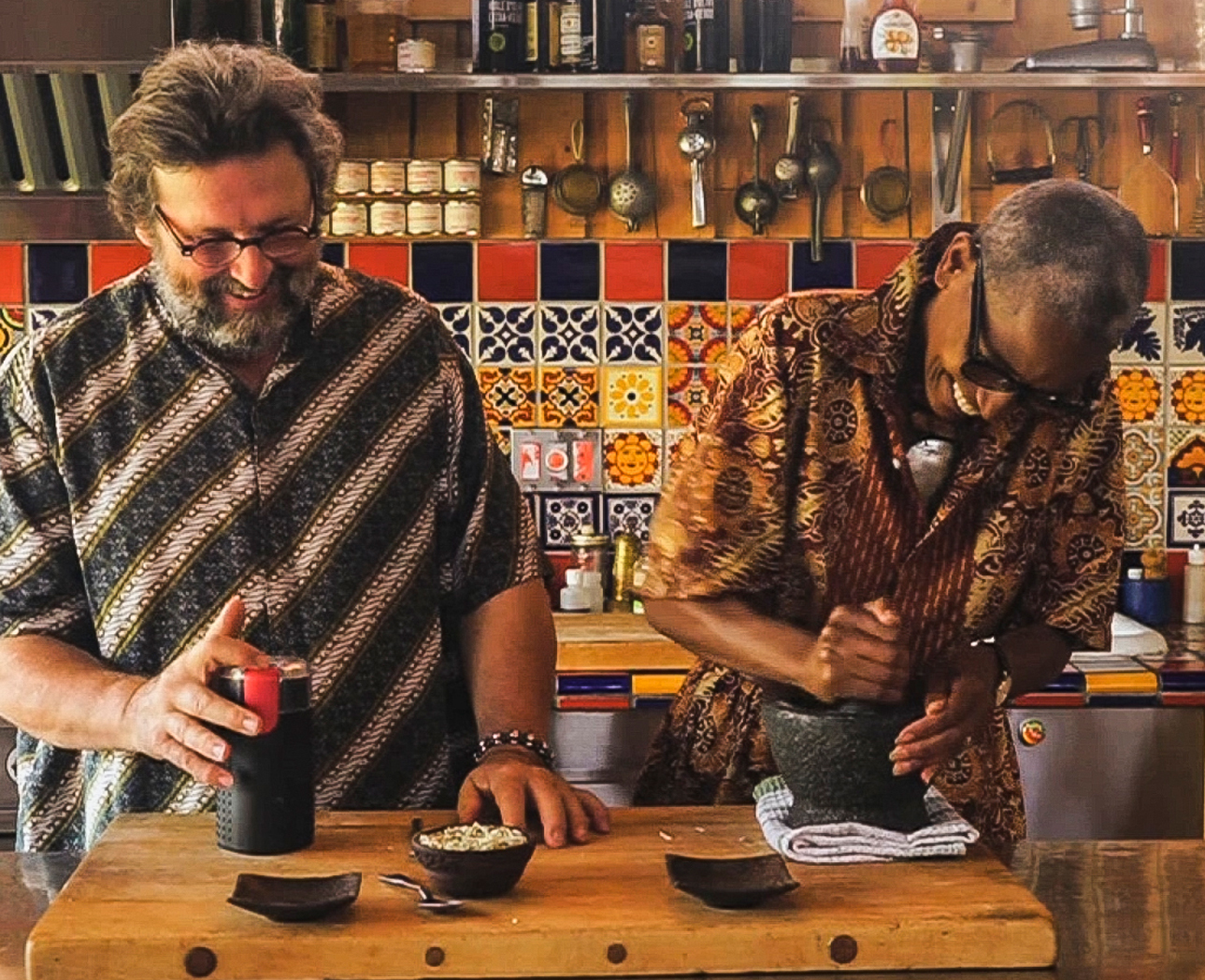 Mortar Or Coffee Grinder