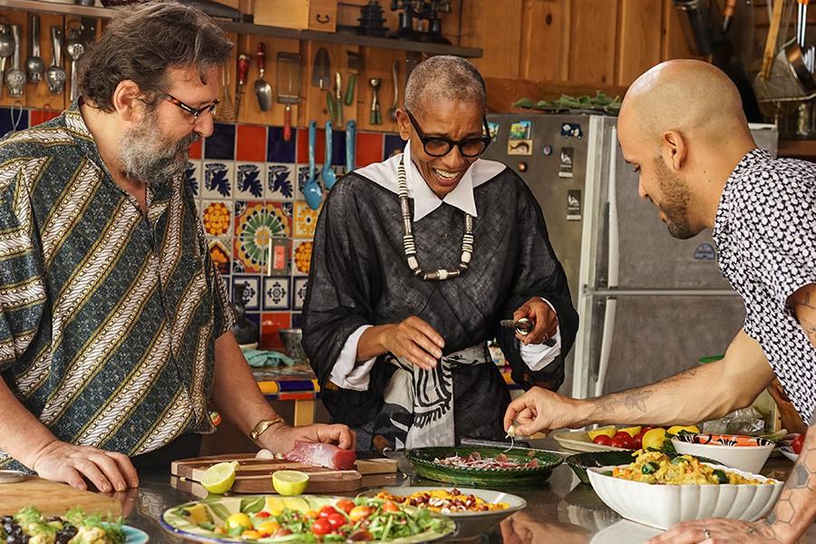 Menu des Fêtes: la cuisine paléo d'Ethné et Philippe