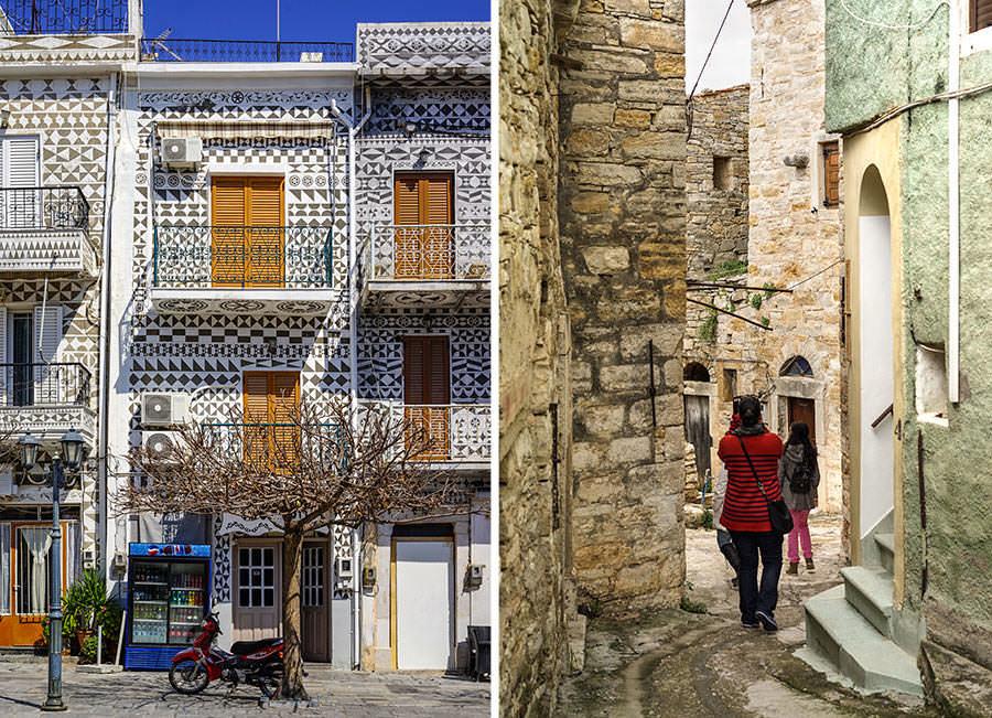 Chios Village Alley 1
