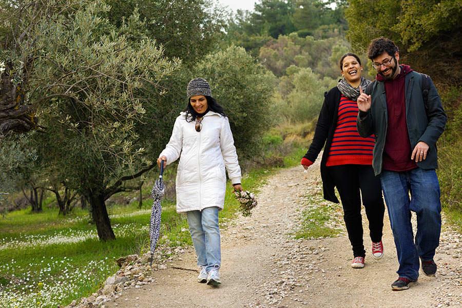 Sn M Heleni Village Walk 1