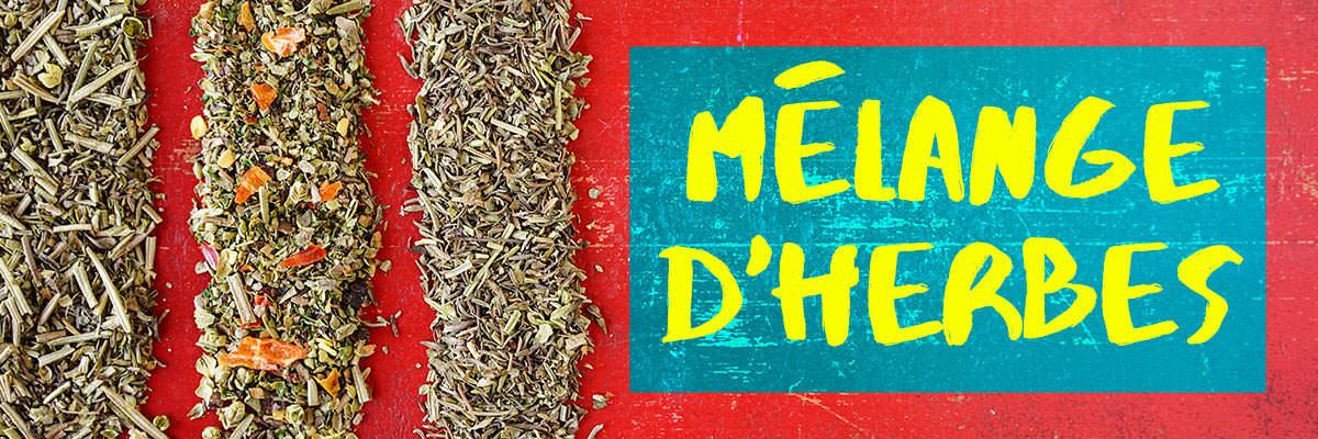 Mélanges d'herbes - 10 épices à avoir sous la main en tout temps - Blog | Épices de cru