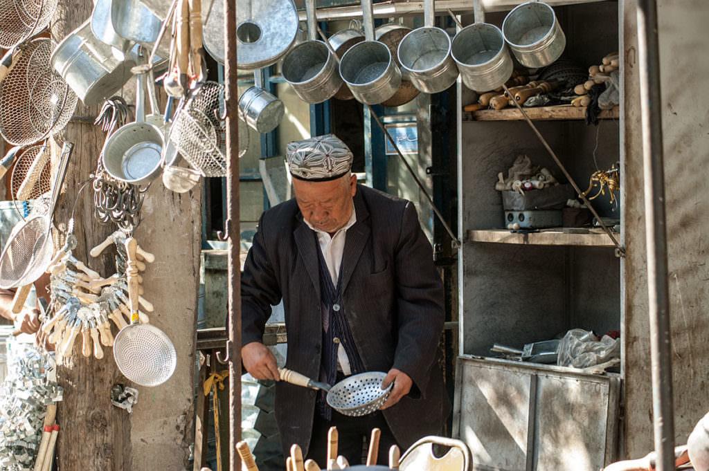 Marche De Kashgar 1024X681