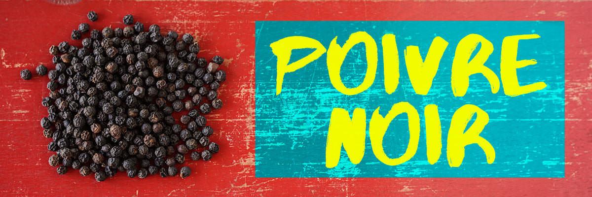 Poivre noir - 10 épices à avoir sous la main en tout temps - Blog | Épices de cru