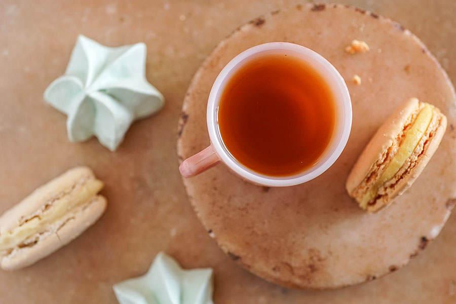 Guide pratique pour les accords thés et mets
