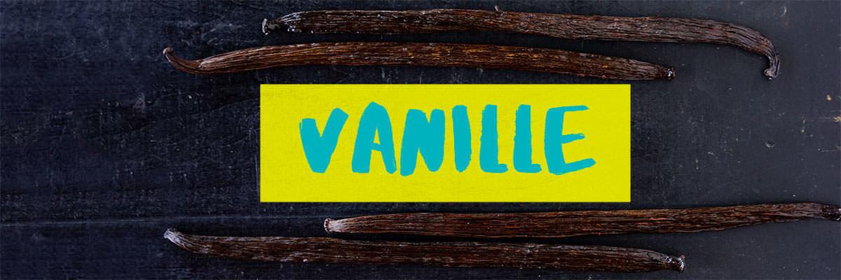 Vanille - 10 épices à avoir sous la main en tout temps - Blog | Épices de cru
