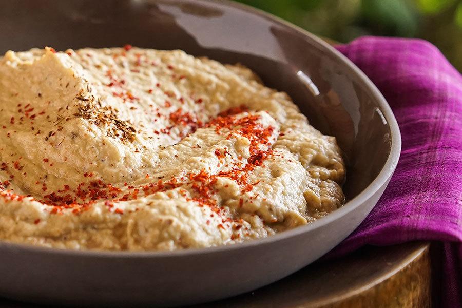 Baba Ganoush avec piment d'Alep - Le piment d'Alep: une épice au parcours fascinant