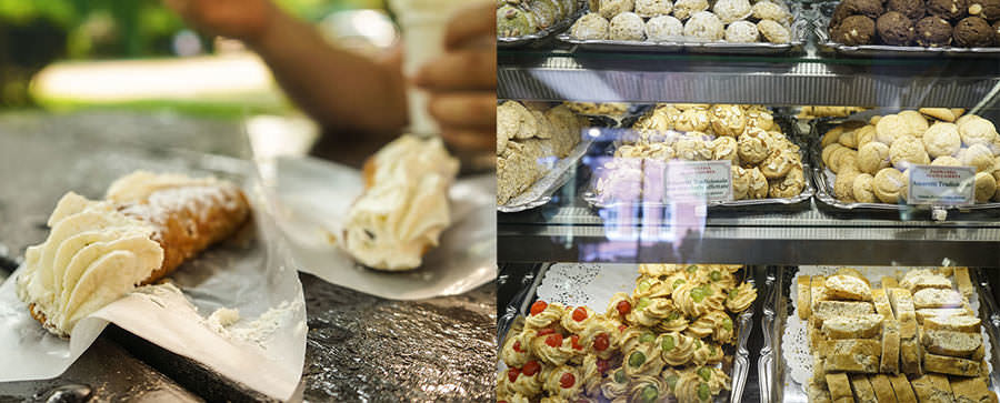 Alati-Caserta - 5 endroits où manger à 5 minutes du marché Jean-Talon