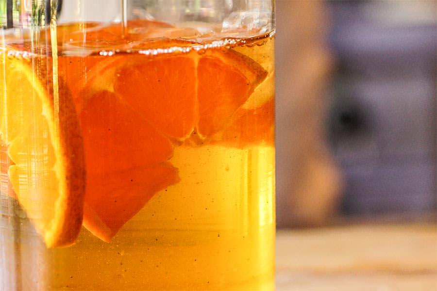 Chai 7 Epices Orange