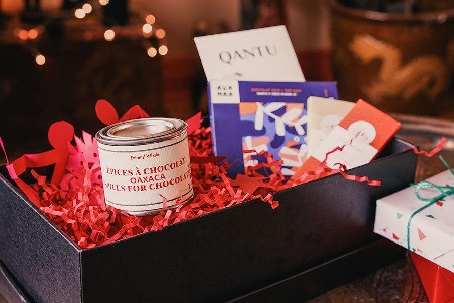 Guide cadeau - chocolats quebecois