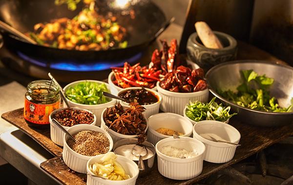 Cuisine Sechuannaise