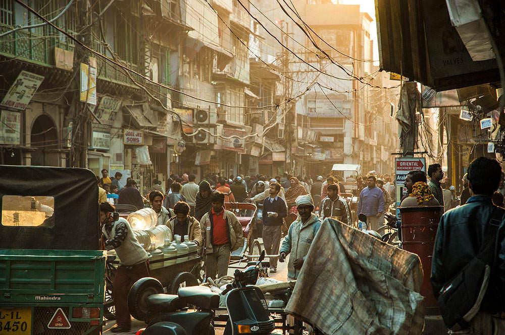 Delhi - Saveurs et goûts : l'Inde du nord