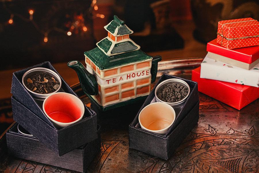 Pour l'amateur de thé