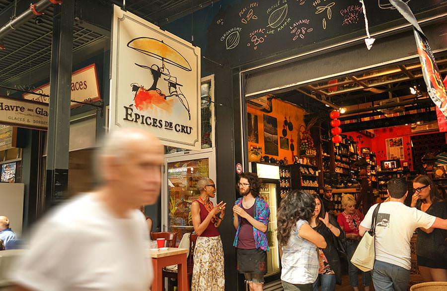 Marché Jean-Talon - 5 endroits où manger à 5 minutes du marché Jean-Talon