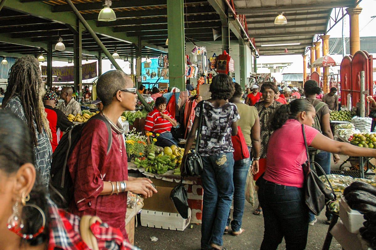 Saveurs et goûts : les Caraïbes