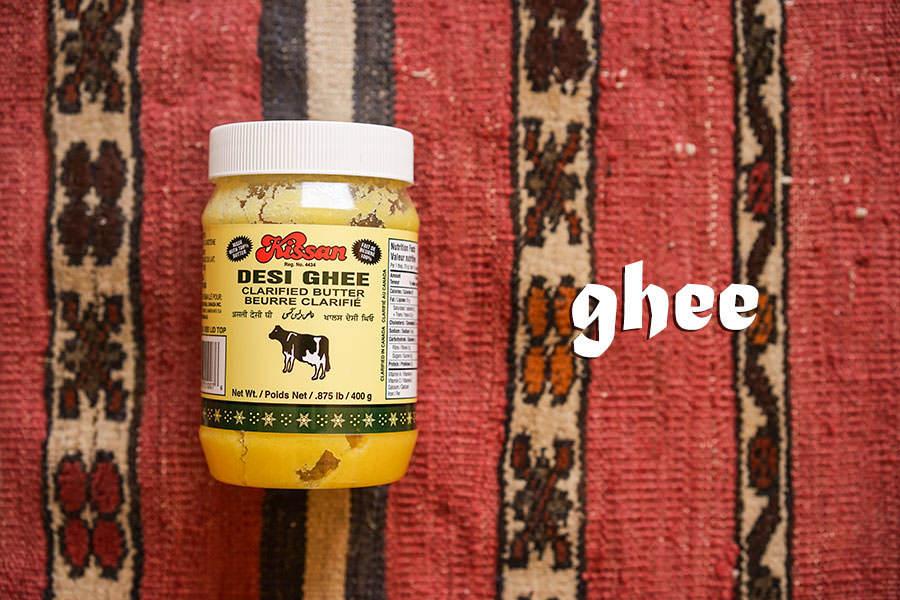Ghee – beurre clarifié