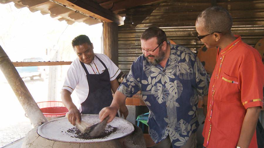 Épices grillées - Saveurs et goûts: Oaxaca