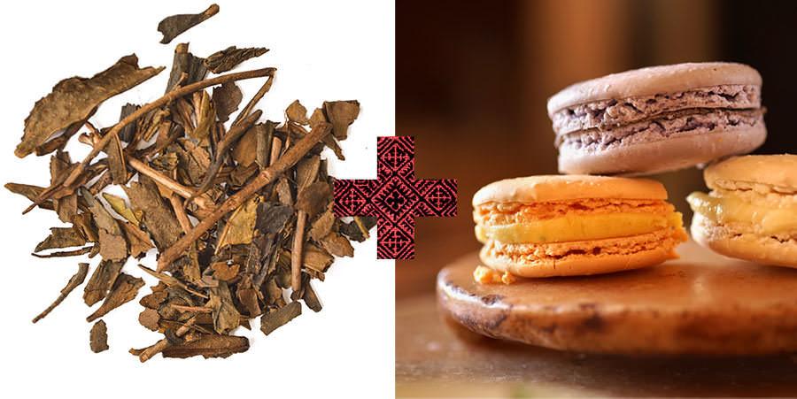 Hojicha Et Desserts