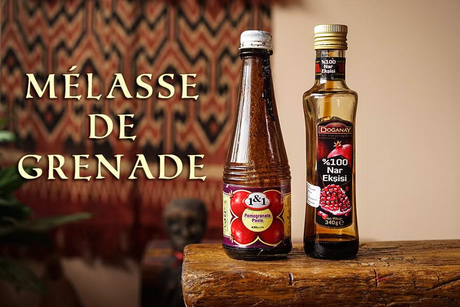 Melasse De Grenade