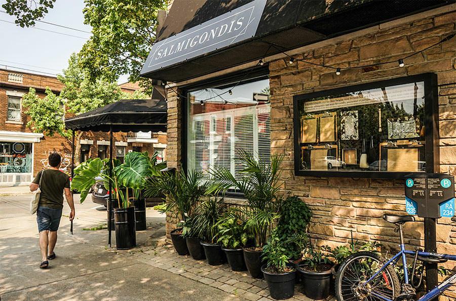 Salmigondis - 5 endroits où manger à 5 minutes du marché Jean-Talon