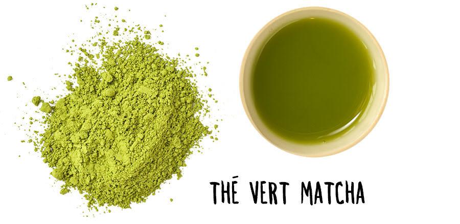 Thé vert 101 - Thé Vert Matcha