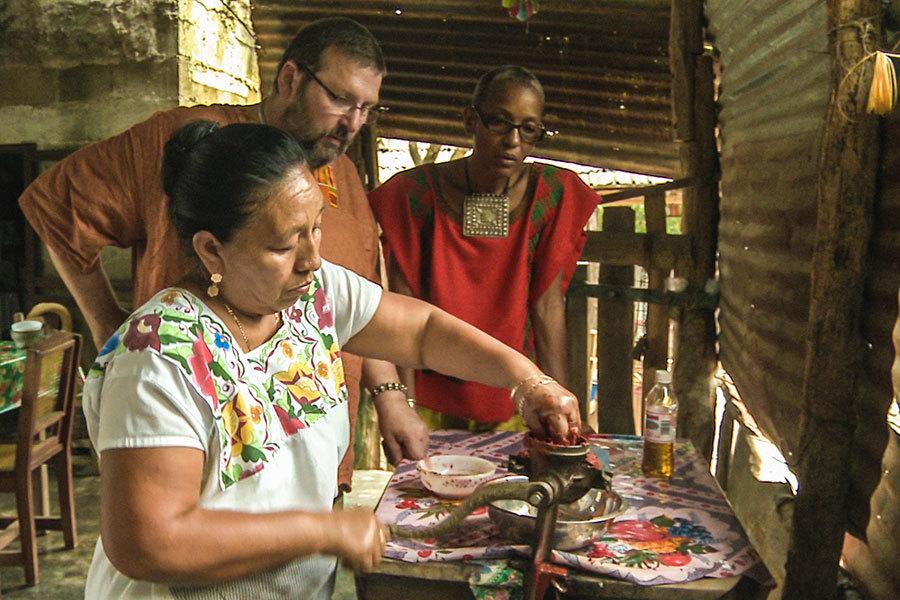 Tortillas- Saveurs et goûts: Yucatán