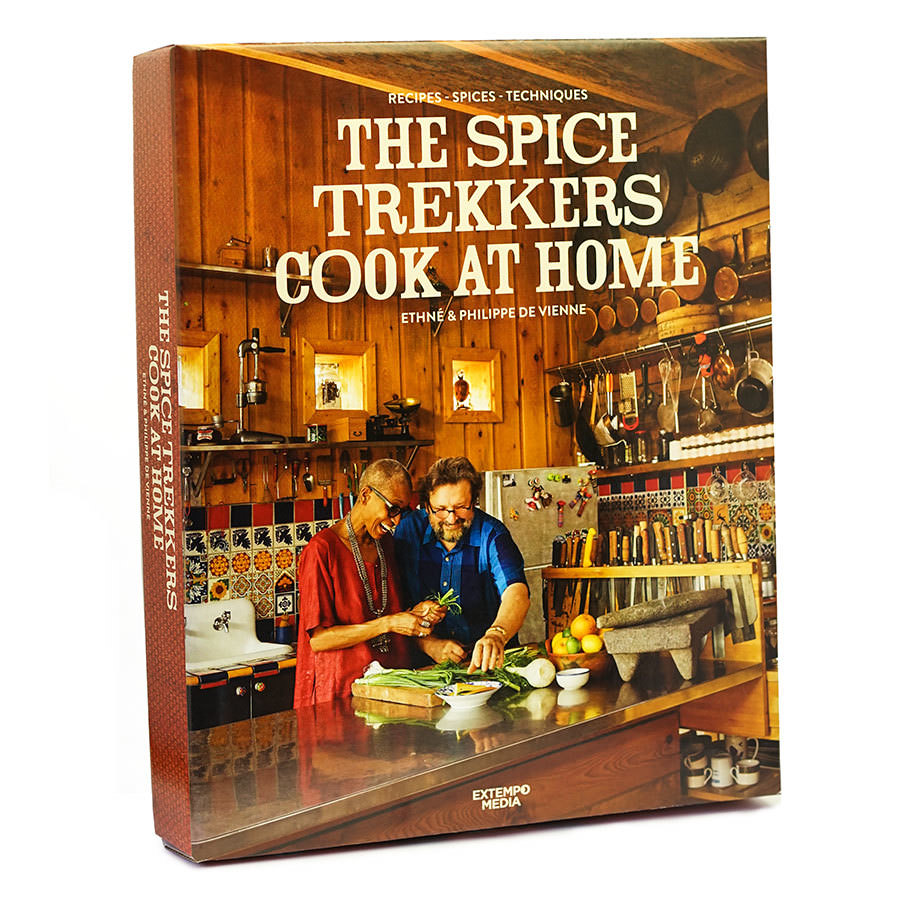 The Spice Trekkers Cook at Home