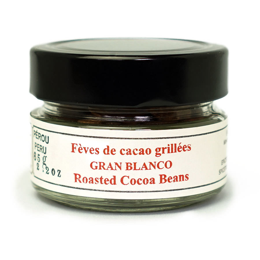 Feves Cacao Grillees Gran Blanco 1