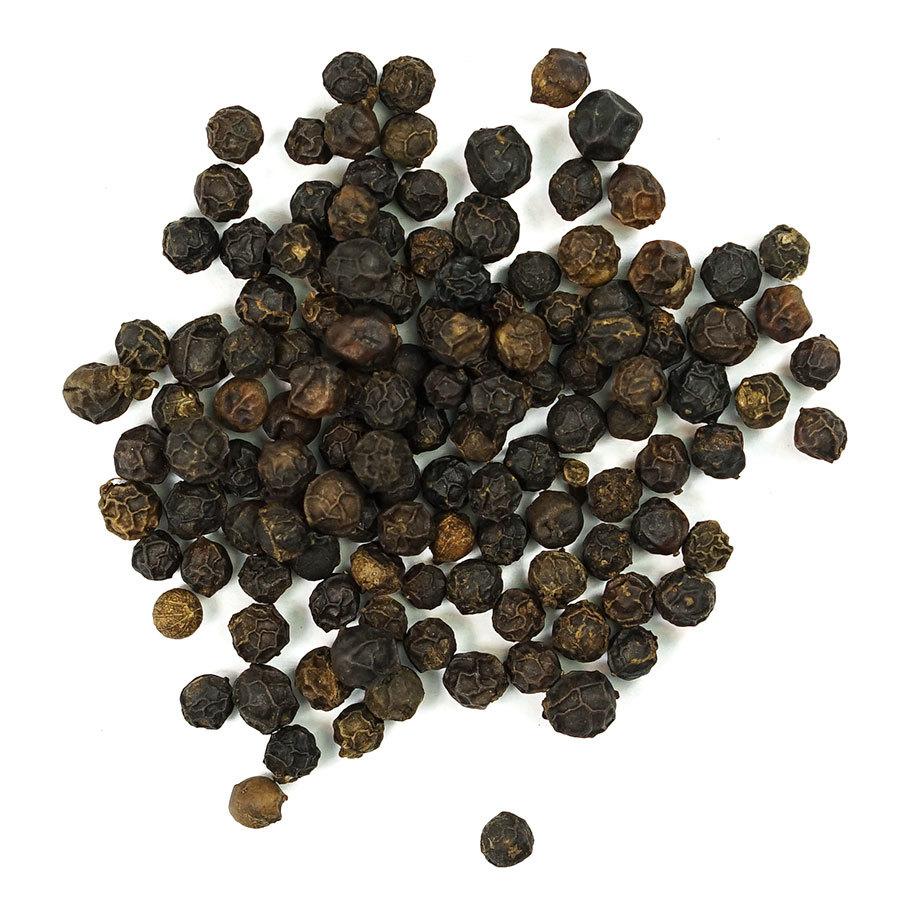 Assemblage de poivres noirs grands crus