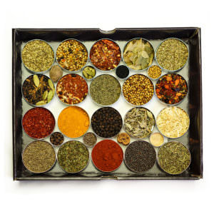 The Spice Trekkers Cook at Home - Spices