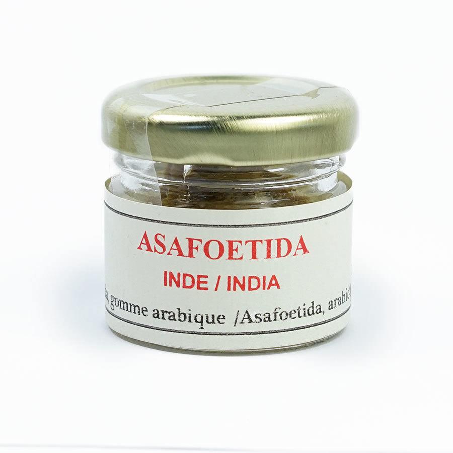 Asafoetida - Contenant
