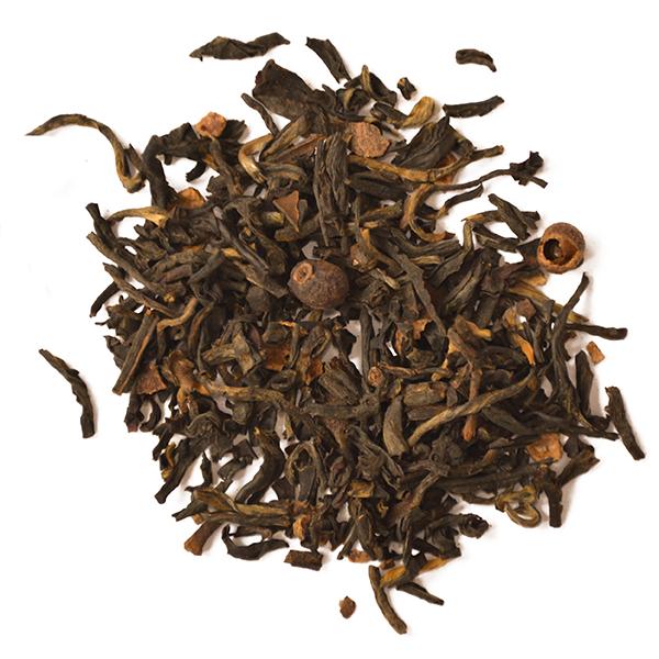 Thé noir et Quatre-épices (thé noir)