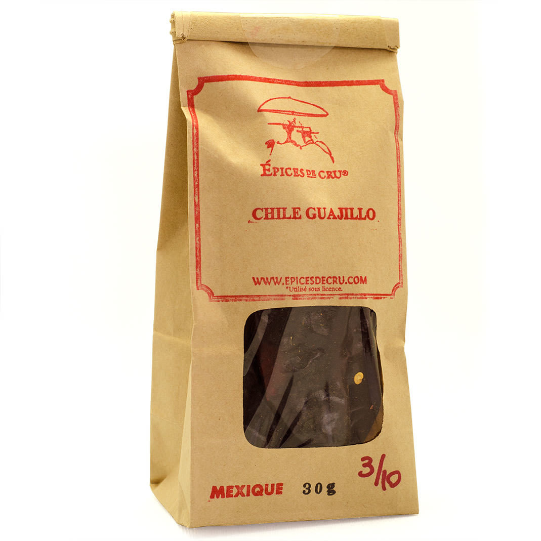 Chile Guajillo en sac