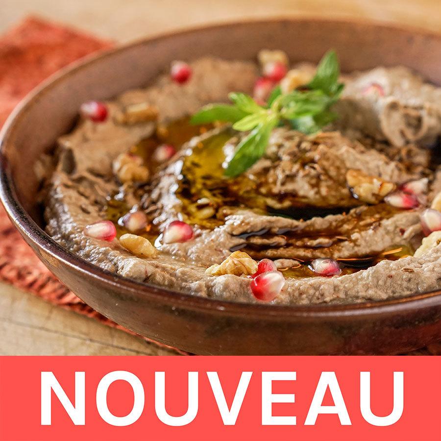 Cours Introduction A La Cuisine Syrienne Epices De Cru