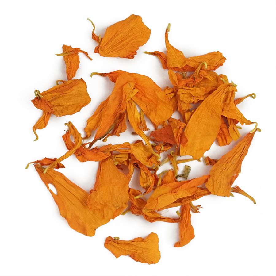 marigold-petals