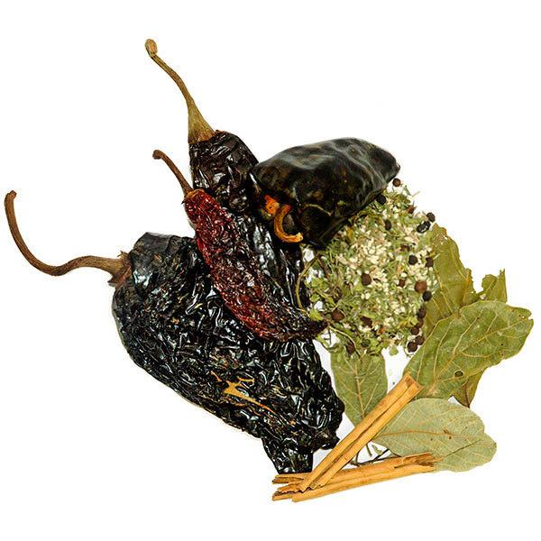 Épices à Mole Negro Zapoteco