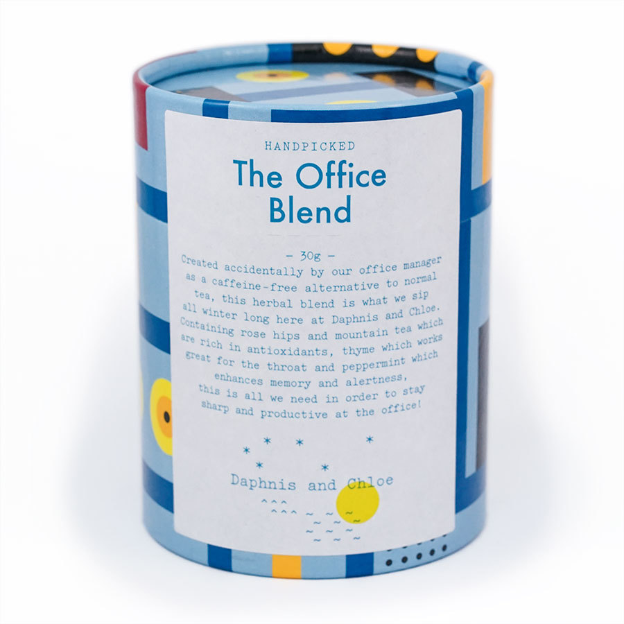 Tisane «The Office Blend» - Daphnis and Chloe