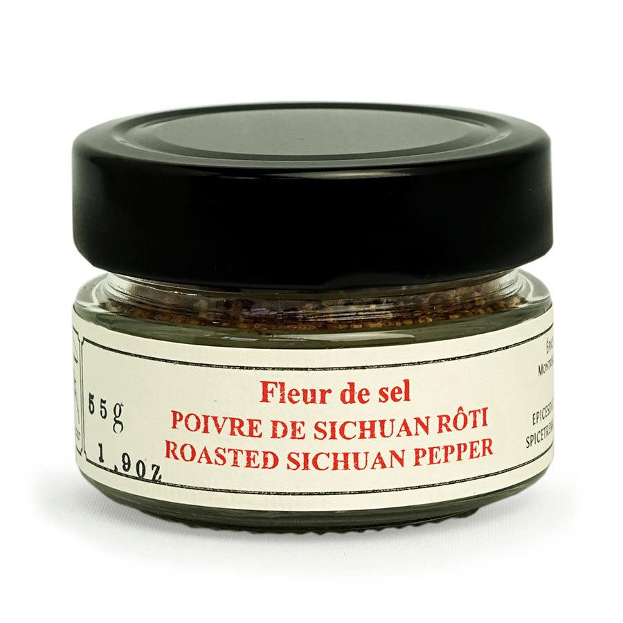 Pot Fleur de sel au poivre de Sichuan rôti