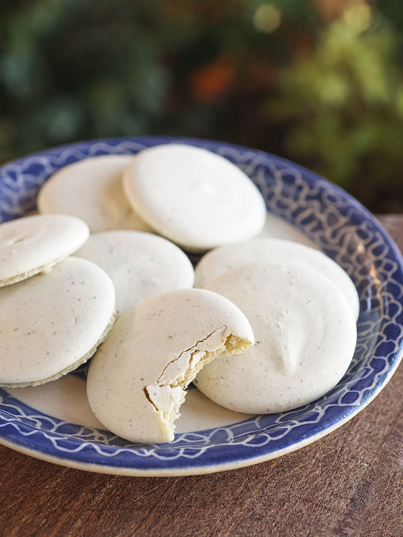 Anisbredele - Biscuits alsaciens à l'anis