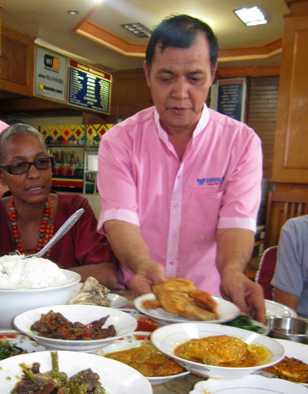 Ayam Goreng - Poulet frit à l'indonésienne