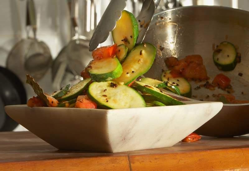 Légumes braisés au panch phoran