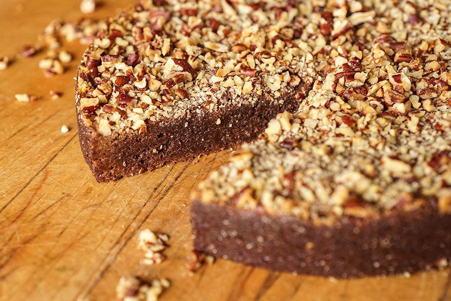 Brownies double-chocolat à la rosita de cacao