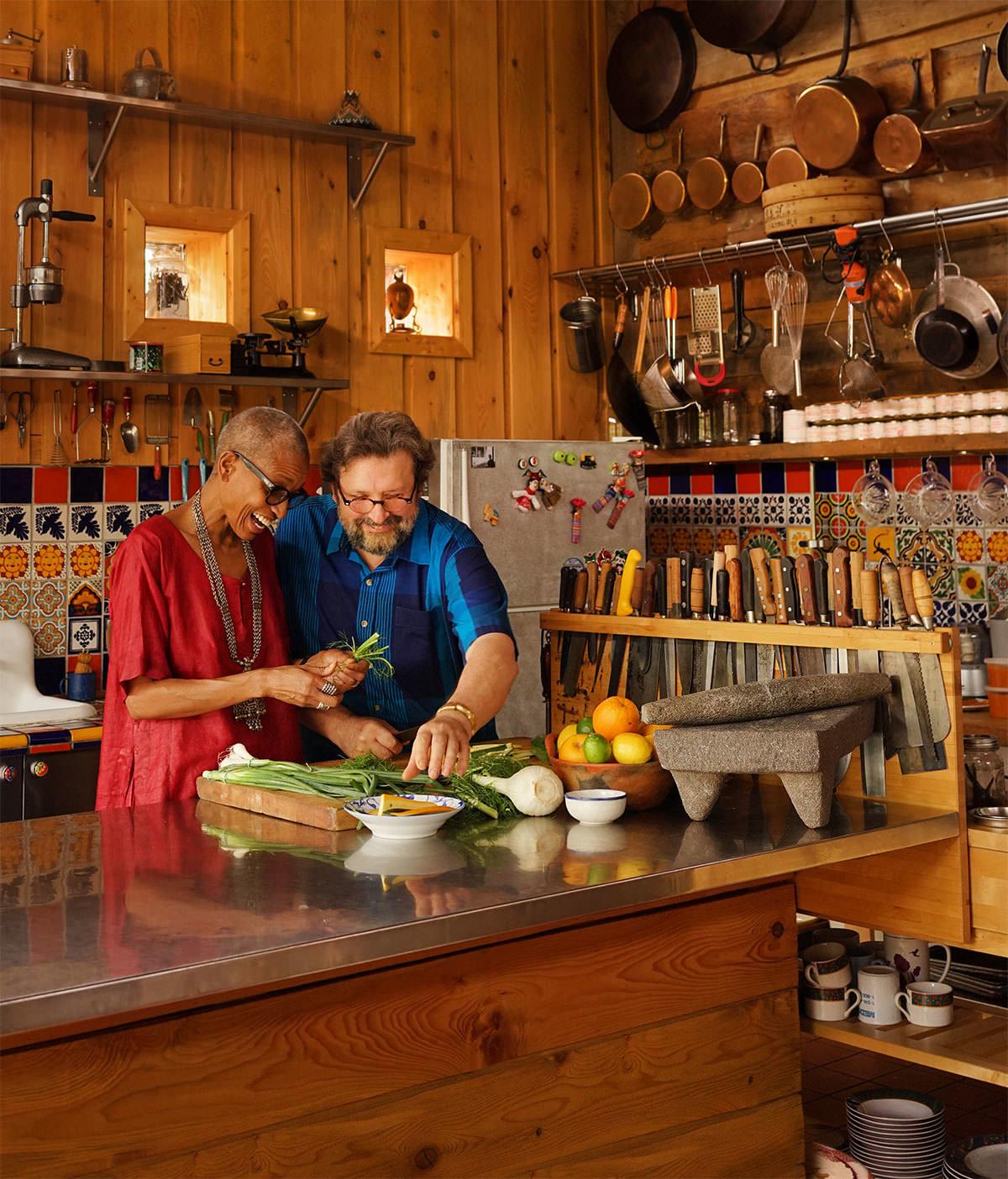 La cuisine d'Ethné et Philippe