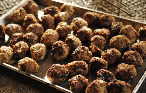 Boulettes de viande «Petite Italie»