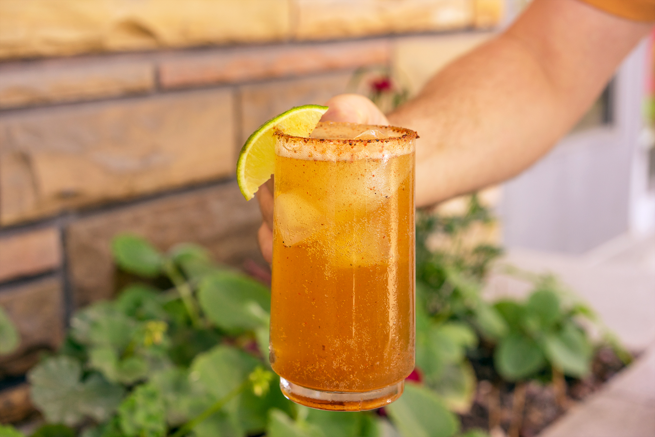 Michelada hot & smoky