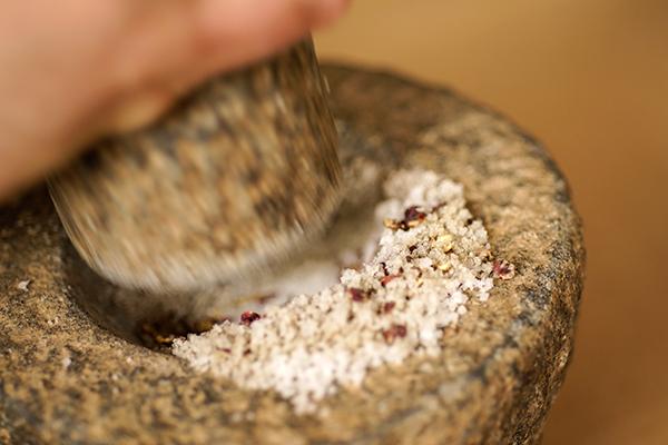Jiu Yim - Sel de poivre chinois